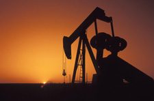 oil-pump-sunset
